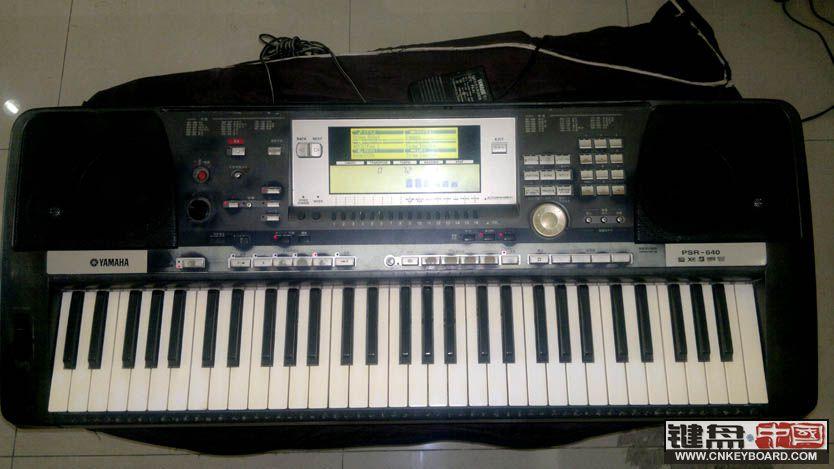电子琴61按键图解