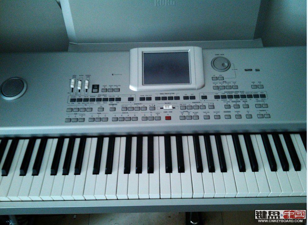 9新korg pa588电钢琴图片
