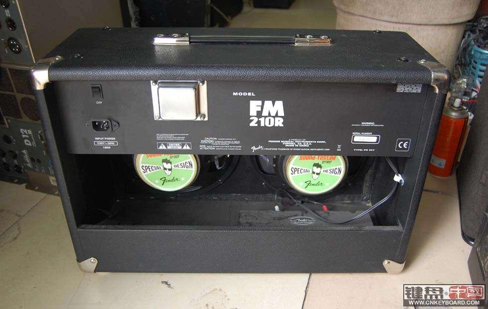 fender fm210r 音箱 carlsbro glx50音箱