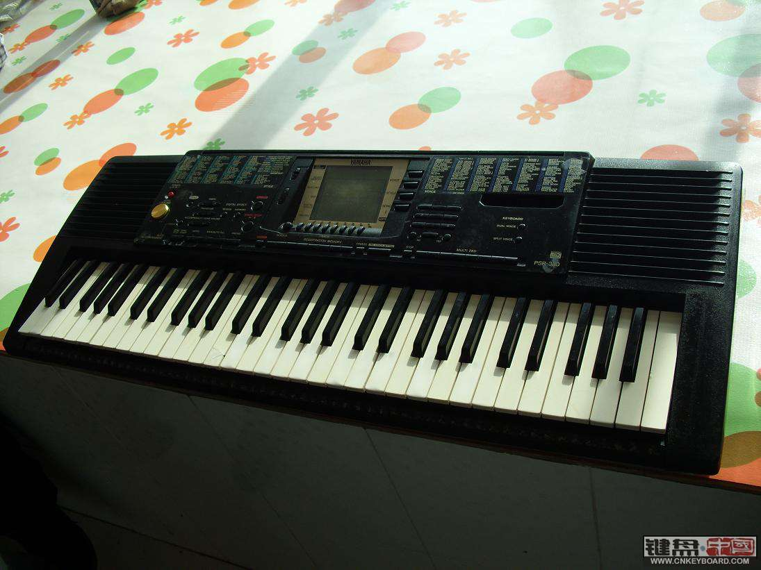 yamaha 电子琴-◇二手乐器交易◇-键盘中国论坛 -  by