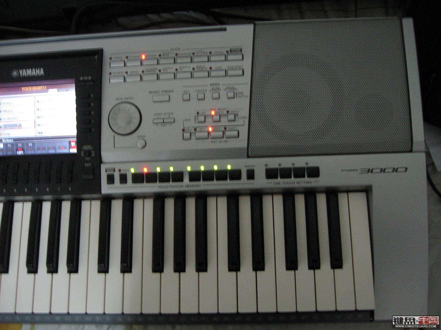 雅马哈psr3000-◇二手乐器交易◇-键盘中国论坛