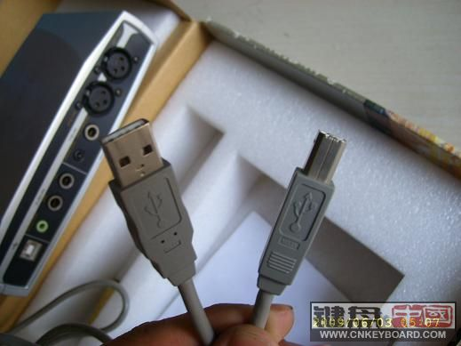 与打印机相同的usb连接线